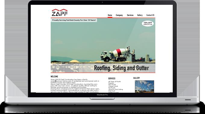 ZAPF CONSTRUCTION